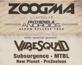 Afterparty w/ Zoogma+VibeSquaD: Main Image
