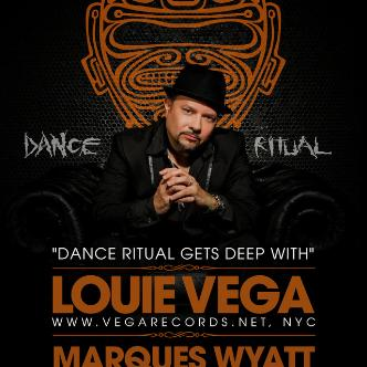 DEEP presents LOUIE VEGA!!!: Main Image
