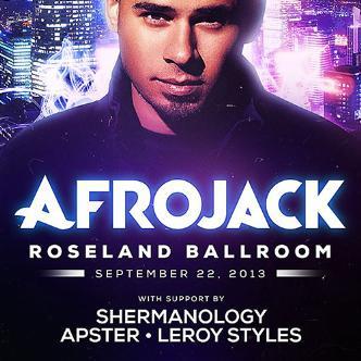 Afrojack: Main Image
