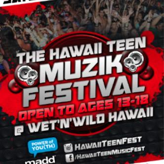 Hawaii Teen Muzik Festival: Main Image