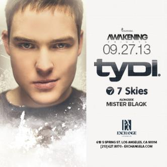 Awakening ft. tyDi & 7 Skies: Main Image