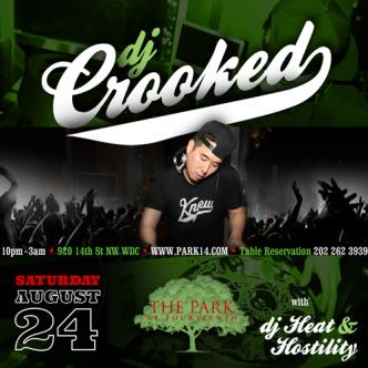 DJ Crooked LIVE: Main Image