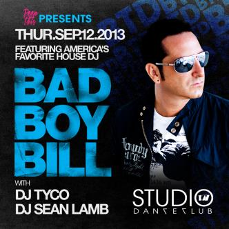 Bad Boy Bill at Studio: Main Image
