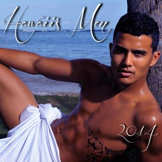 Hawaii's Men Calendar Release: Main Image