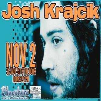 Josh Krajcik: Main Image
