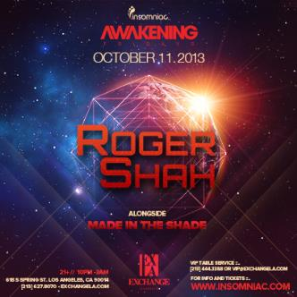 Awakening ft. Roger Shah: Main Image