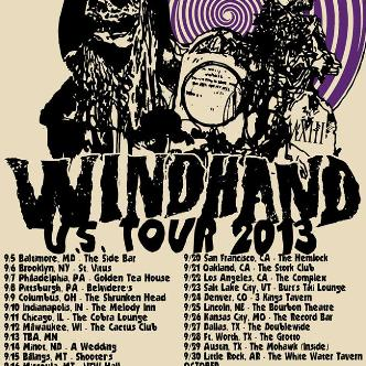 Windhand: Main Image