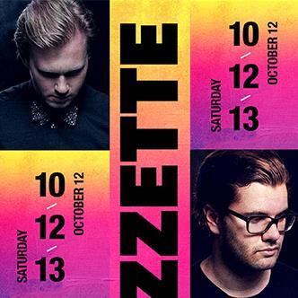 CAZZETTE & HENRIK B: Main Image
