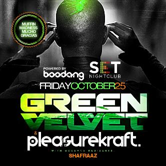 GREEN VELVET & PLEASUREKRAFT: Main Image