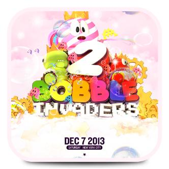 Bobble Invaders 2 Ft.Technoboy: Main Image