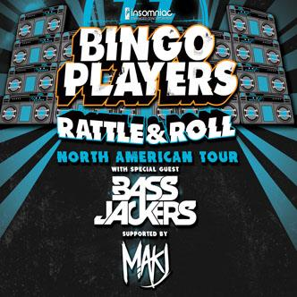 BINGO PLAYERS :: RATTLE & ROLL: Main Image