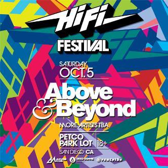 HiFi Festival: Main Image