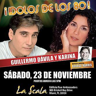 Guillermo Davila y Karina: Main Image
