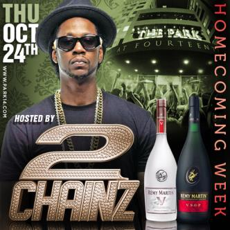 2 Chainz host Thursday: Main Image