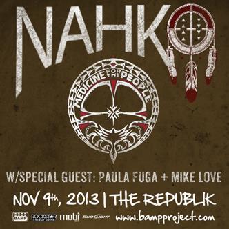 Nahko &Medicine for the People: Main Image