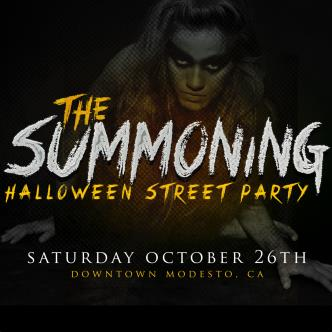 The Summoning Halloween Party: Main Image