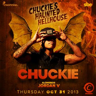 HALLOWEEN WITH CHUCKIE: Main Image