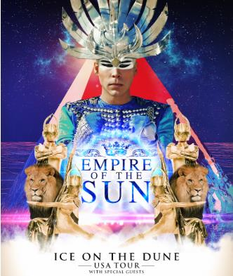 Empire of the Sun: Main Image