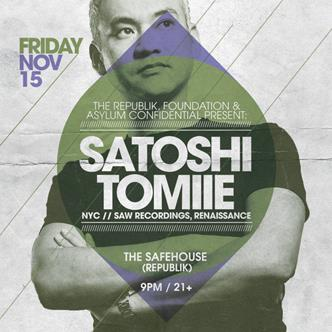 Satoshi Tomiie: Main Image
