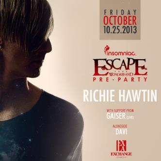 Richie Hawtin: Main Image