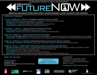 GRAMMY FutureNOW: Main Image