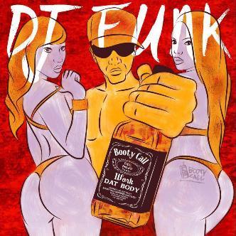 DJ FUNK @ LEBOOM: Main Image