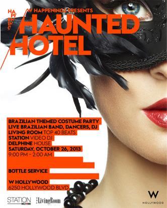 Halloween Haunted Hotel: Main Image