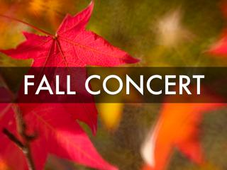 Image result for fall concert