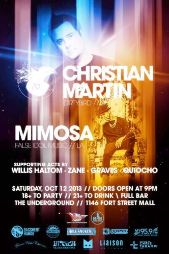 Mimosa & Christian Martin: Main Image