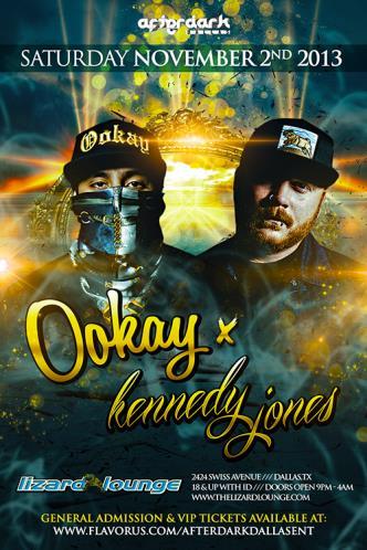 Ookay & Kennedy Jones: Main Image