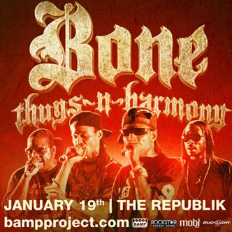 Bone Thugs N Harmony: Main Image
