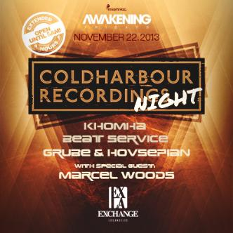 Coldharbour Night: Los Angeles: Main Image