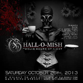 HALL-O-MISH 2013: Main Image
