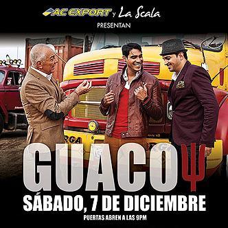 GUACO en Concierto: Main Image