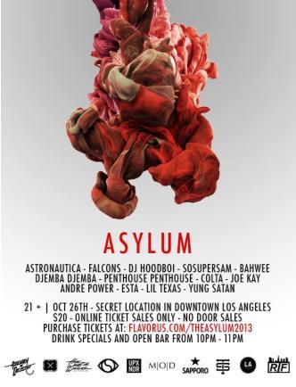 4th Annual Asylum 2: Main Image