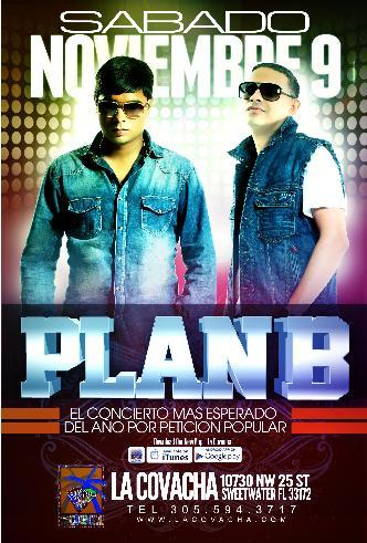 PLAN B: Main Image