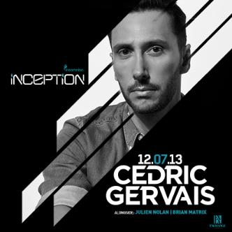 Inception ft. Cedric Gervais: Main Image