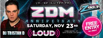 ZDM Anniversary Party: Main Image