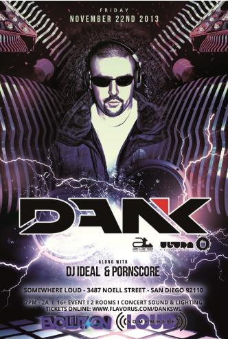 DANK w/ DJ IDeal & pornscore: Main Image