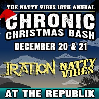 NATTY VIBES CHRONIC CHRISTMAS: Main Image