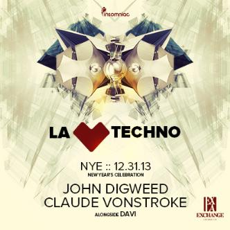LA Loves Techno 2am-6am Only: Main Image