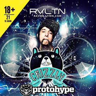 CRIZZLY W/ PROTOHYPE 18+: Main Image