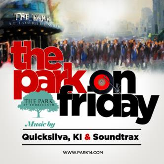 Park On Fridays: Main Image