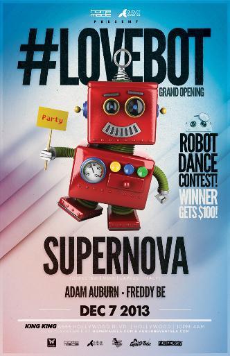 #Lovebot ft. Supernova: Main Image