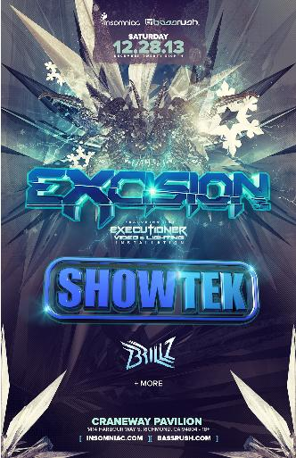Excision & Showtek: Main Image