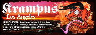 The Krampus Rumpus: Main Image