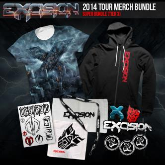 Super Merch Bundle Tier 3: Main Image