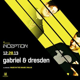 Inception w/ Gabriel & Dresden: Main Image