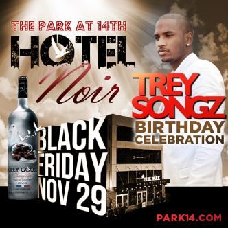 Trey Songz B-Day Celebration: Main Image