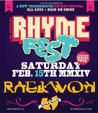Rhyme Fest: Main Image